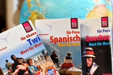 Kauderwelsch Reiseführer Twi, Spanisch, Quechua